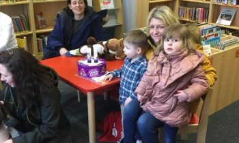 Teddy Bear Fun at Under 5s Story Time
