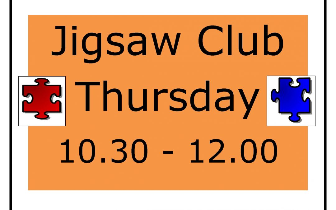 New! Jigsaw Club