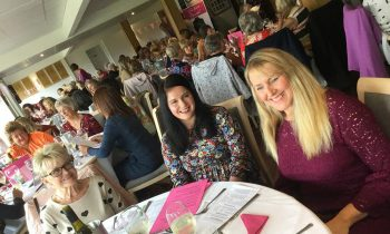 Ladies Who Lunch Event Raises £1130